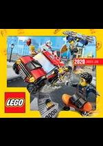 Catalogues et collections LEGO : Catalogue LEGO