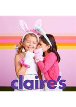 Catalogues et collections claire's : Nouvelle Collection