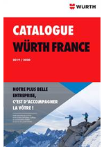 Guides et conseils Wurth : Catalogue Würth 20192020