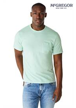Catalogues et collections Mc Gregor : T- Shirts Homme