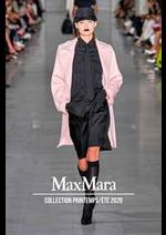 Prospectus Max Mara : Collection Printemps/Été 2020