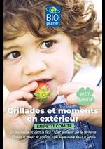 Journaux et magazines Bio Planet : BBQ Folder