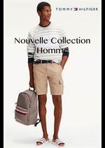Prospectus Tommy Hilfiger : Nouvelle Collection Homme