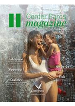 Journaux et magazines Center Parcs : Magazine Center Parcs