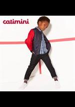 Prospectus Catimini : Nouveautés Garçon