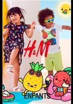Catalogues et collections H&M : Enfants