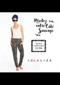 Catalogues et collections Lola & Liza WAVRE : Glamour et de details ethniques