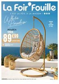 Prospectus La Foir'Fouille Anderlues : La Foir Paradise