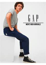 Catalogues et collections Gap : Men's New Arrivals