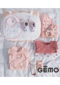 Prospectus Gemo LEERS : Nouveautes Bébé
