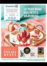 Prospectus E.Leclerc : Le plus beau des petits déjeuners