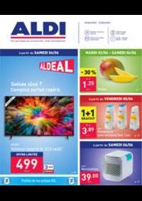 Prospectus Aldi ZWEVEGEM : Folder Aldi