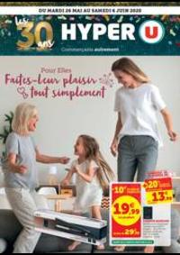 Bons Plans Hyper U PONTARLIER : Catalogue Hyper U