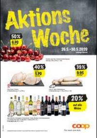 Promos et remises Coop Supermarché Bern - Schlossstrasse : Coop reklamblad