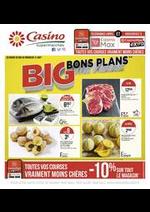 Prospectus Supermarchés Casino : Big bons plans