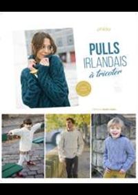 Prospectus Phildar PONTARLIER 38 - Rue de la République : Pulls Islandai Tricoter
