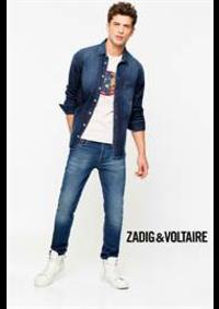 Prospectus Zadig et Voltaire METZ : Collection Chemises / Homme