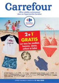 Promos et remises Carrefour NINOVE : folder Carrefour