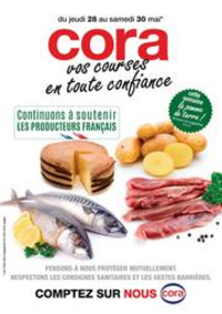 Prospectus Cora MULHOUSE : Catalogue Cora