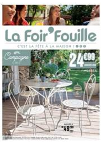 Prospectus La Foir'Fouille Herblay : C'est la fête à la maison!
