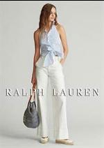 Catalogues et collections RALPH LAUREN : New Women's Collection