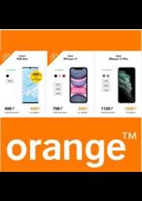 Prospectus Orange Jambes - Namur : Orange Acties