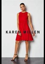 Prospectus Karen Millen : Robe Femme