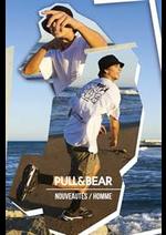 Prospectus Pull & Bear  : Nouveautés / Homme
