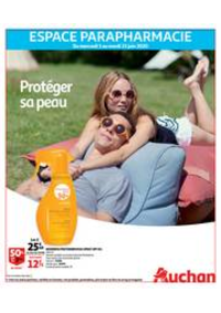 Prospectus Auchan Plaisir : Protéger sa peau