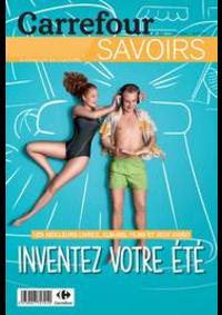 Prospectus Carrefour Drancy : Savoirs Juin