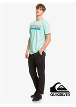 Catalogues et collections Quiksilver : Collection T-Shirts  Homme