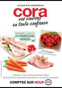 Prospectus Cora REMIREMONT : Catalogue Cora