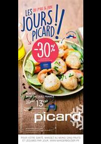 Prospectus Picard PARIS : Les Jours Picards