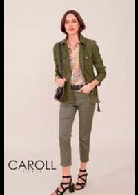 Prospectus Caroll - BHV Rivoli : Nouveautés