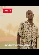 Prospectus Levi's : Rafraîchissez votre Garde-Robe pour L'Été