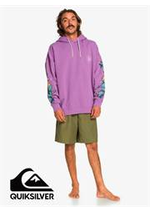 Prospectus Quiksilver : Collection Pulls / Homme