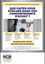 Prospectus Proxi Confort : Magazine Juillet 2020