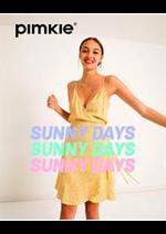 Prospectus Pimkie : Sunny Days