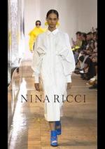 Catalogues et collections Nina Ricci : Collection Été Femme
