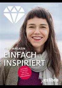 Prospectus Ex Libris Bern - Bahnhof : Ex Libris Club-Magazin Juli/August 2020