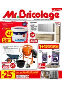 Promos et remises Mr. Bricolage HANNUT : Mr Bricolage Folder