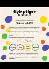 Prospectus Flying Tiger Créteil : The photo challenge