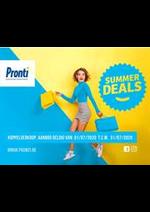 Promos et remises Pronti : Pronti Deals
