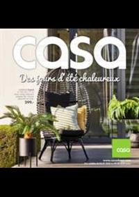 Prospectus Casa VILLENEUVE-D'ASCQ : Des jours d'été chaleureux