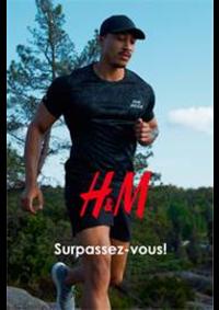 Prospectus H&M Arcueil : Surpassez-vous