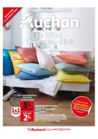 Prospectus Auchan BAGNOLET : En plein coeur de l'été !
