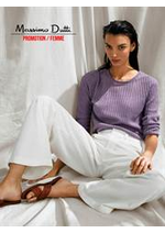 Prospectus Massimo Dutti : Promotion / Femme