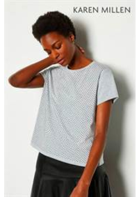 Catalogues et collections Karen Millen - Le Chesnay : Collection T-Shirts