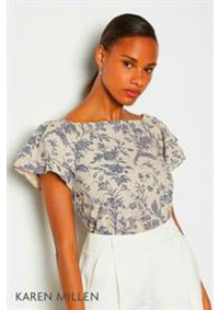 Catalogues et collections Karen Millen - Le Chesnay : Collection Tops