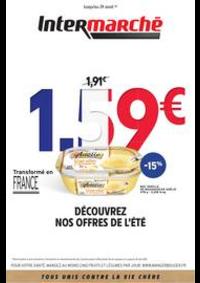 Prospectus Intermarché Super Villeneuve Saint-Georges : DÉCOUVREZ NOS OFFRES DE L'ÉTÉ